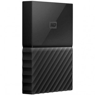 Western Digital My Passport WDBYNN0010B External Hard Drive - 1TB