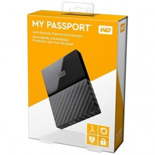 hdd My Passport WDBYNN0010B
