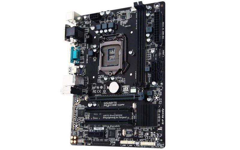 GigaByte GA-H110M-S2PV Motherboard