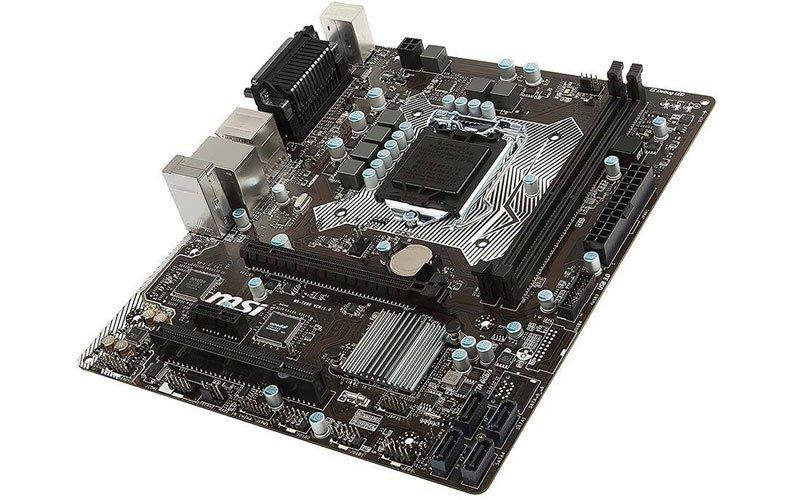 MSI H110M PRO-VHL Motherboard