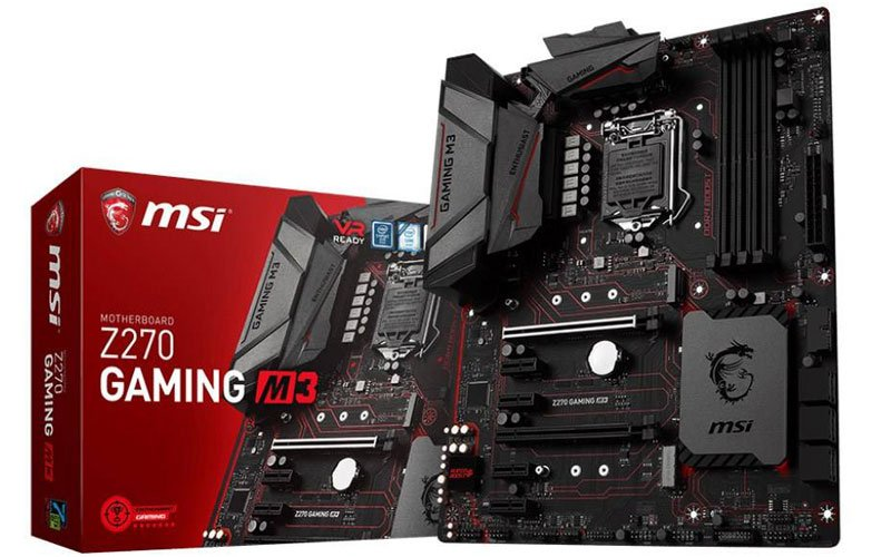 MSI Z270 GAMING M3 Motherboard
