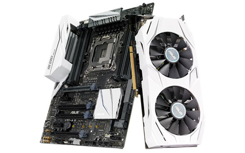 asus 1070 GTX DUAL graphiccard