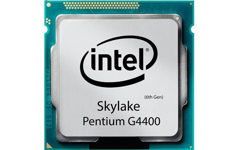 intel g4400 cpu