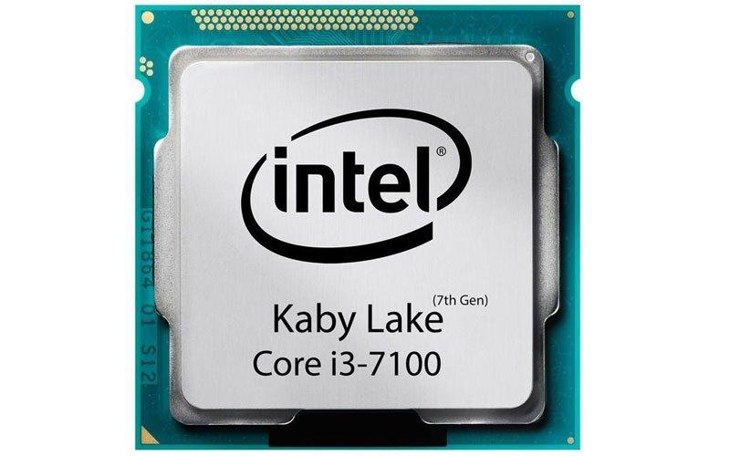 intel i3 7100 TRAY cpu