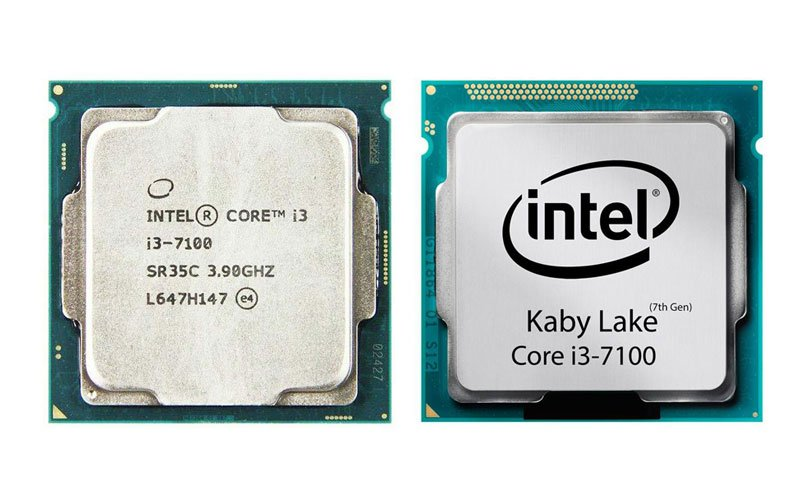 intel i3 7100 box cpu