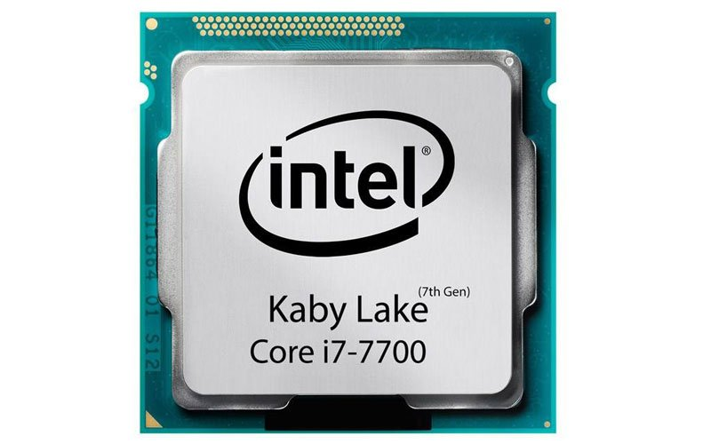 intel i7 7700 TRAY cpu
