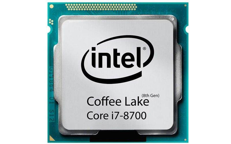 intel i7 8700 TRAY cpu