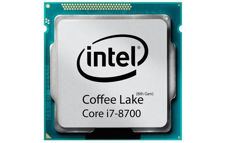intel i7 8700 BOX cpu