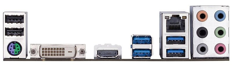 GIGABYTE Z370 HD3 (rev. 1.0) Motherboard