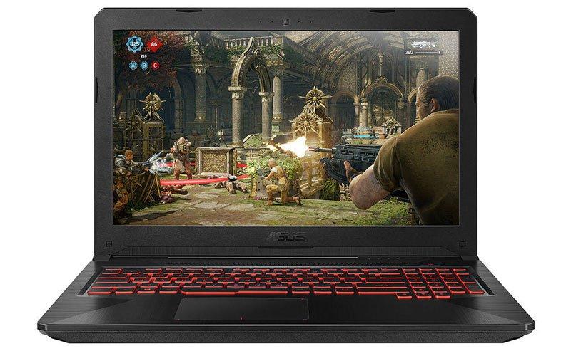 FX504GD لپ تاپ مولتی مدیا و مخصوص بازی