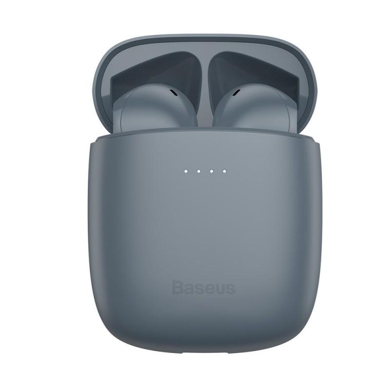 هدفون بی سیم باسئوس مدل ENCOK W04 PRO همراه با محفظه شارژ بیسیم BASEUS ENCOK W04 PRO Wireless Headphones with Wireless Charging case