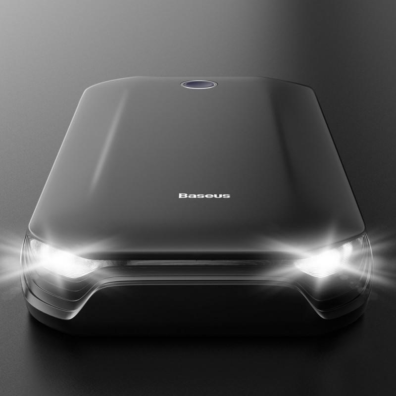 پاور بانک و جامپ استارتر خودرو بیسوس Baseus CRJS01 Car Jump Starter 8000mAh