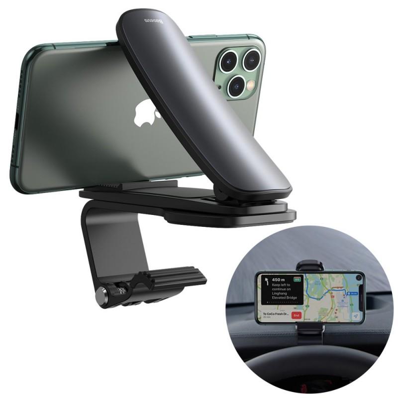 پایه نگهدارنده و هولدر بیسوس Baseus Big Mouth Pro Car Mount SUDZ-A01