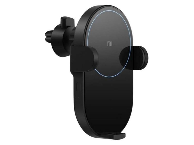 پایه نگهدارنده و شارژر بی سیم هوشمند شیائومی Xiaomi Mi WCJ02ZM 20W Car Wireless Charger