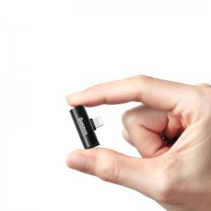 مبدل صدا لایتنینگ بیسوس Baseus L46 Audio Converter