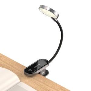 چراغ مطالعه گیره ای بیسوس Baseus Comfort Reading Mini Clip Lamp