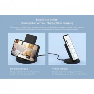 استند شارژر وایرلس شیائومی Mi 20W Wireless Charging Stand WPC02ZM