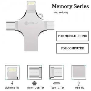 فلش مموری چند سر کوتتسی Coteetci Memory Series 128GB