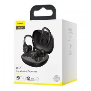 هندزفری بلوتوث دوگوش بیسوس Baseus W17 Encok True Wireless Earphones NGW17-01