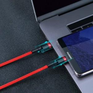کابل فست شارژ دو سر تایپ سی Baseus Cafule PD2.0 QC3.0 CATKLF-GG1 به طول 1 متر