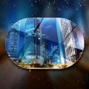 پک دوتایی بر چسب آبگریز بیسوس پک دوتایی بر چسب آبگریز بیسوس Baseus Rainproof Film For Car SGFY-B02