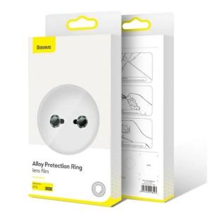 محافظ لنز دوربین آیفون بیسوس Baseus Alloy Protection Ring iPhone 11