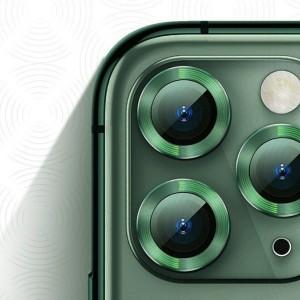 محافظ لنز دوربین آیفون بیسوس Baseus Alloy Protection Ring iPhone 11 Pro/11 Pro Max