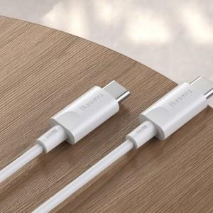 کابل شارژ سریع تایپ سی بیسوس Baseus Xiaobai Type-C Fast Charging Cable 1.5M