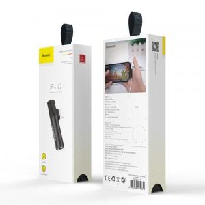 مبدل لایتنینگ به صدا بیسوس Baseus Audio Converter L43
