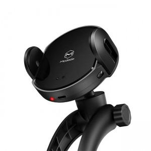 پایه نگهدارنده هوشمند و شارژر وایرلس مک دودو Mcdodo Infrared Wireless Car Mount CH-610