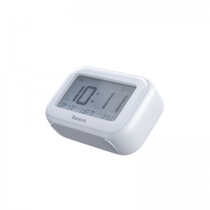 ساعت زنگدار بیسوس Baseus Household Appliance Subai Clock ACLK-A02 طراحی رومیزی