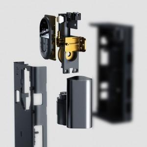کمپرسور باد بیسوس Baseus Energy Source Inflator Pump Wireless Air Pump CRCQB02-0A توان 54 وات