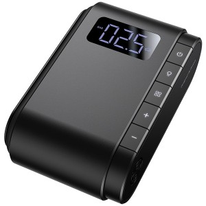پمپ باد لاستیک خودرو بیسوس Baseus Dynamic Eye Inflator pump CRCQB03-01