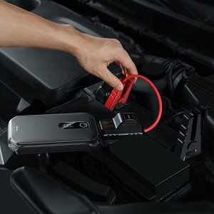 پاوربانک و جامپ استارتر خودرو بیسوس Baseus Super Energy Car Jump Starter Pro CRJS03-01