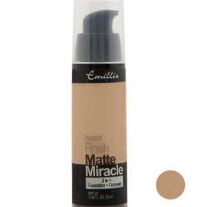 Emillie مدل Finish Matte Miracle