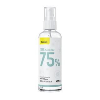 اسپری ضدعفونی کننده دست بیسوس Baseus Let's Go Portable Antibacterial Alcohol Spray 120ml ACPW-A
