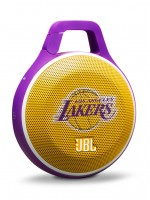 اسپیکر بلوتوث JBL Clip NBA Edition - Lakers