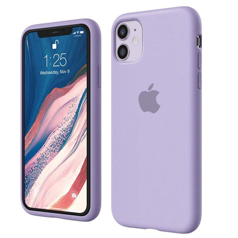 قاب IPHONE 11 سیلیکونی زیربسته اورجینال برند اپل