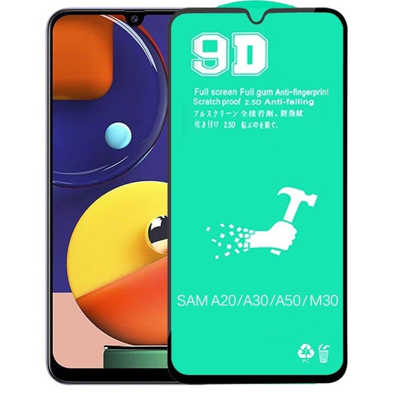 گلس سرامیکی Samsung Galaxy A20/A30 نانو 9D اورجینال برند آرمور