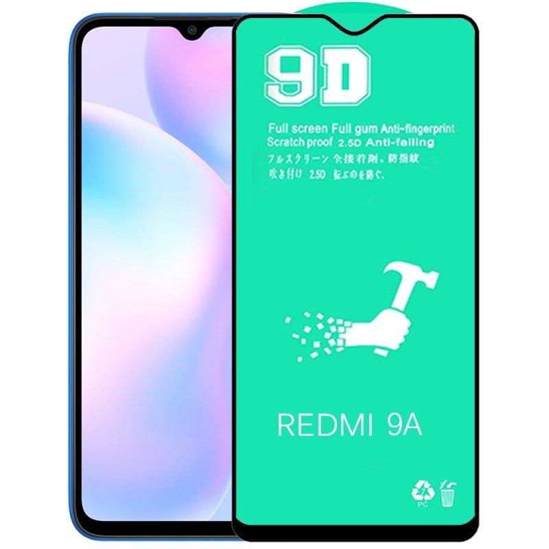 گلس سرامیکی Xiaomi Redmi 9A نانو 9D اورجینال برند آرمور