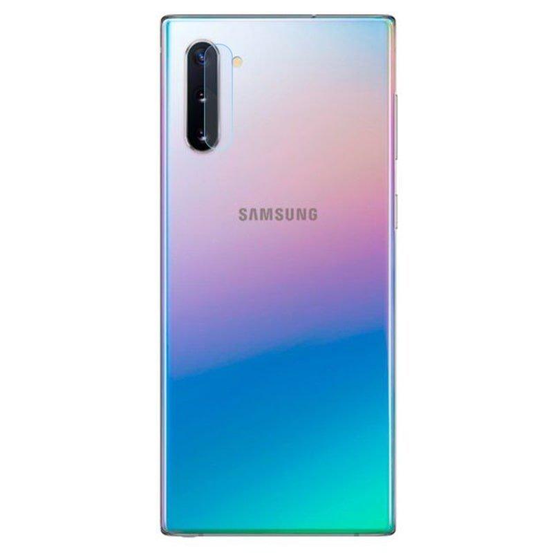 محافظ لنز دوربین گوشی Samsung Galaxy Note 10 مدل شیشه ای Ultra Pixel
