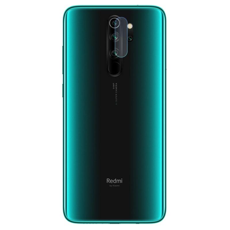 محافظ لنز دوربین گوشی Xiaomi Redmi Note 8 Pro مدل شیشه ای Ultra Pixel