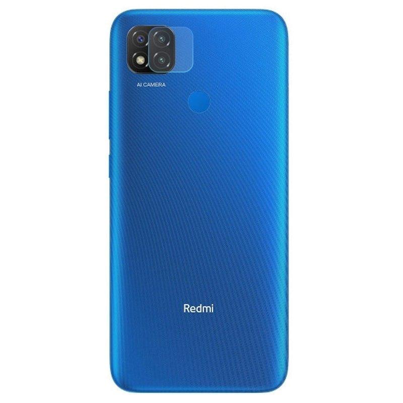 محافظ لنز دوربین گوشی Xiaomi Redmi 9C مدل شیشه ای Ultra Pixel