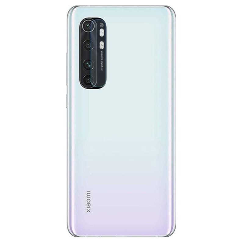 محافظ لنز دوربین گوشی Xiaomi MI Note 10 Lite مدل شیشه ای Ultra Pixel