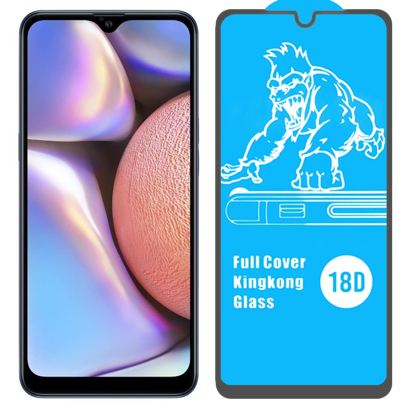 گلس ایربگ دار محافظ صفحه نمایش مناسب برای گوشی Samsung Galaxy A10S مدل King Kong از برند آرمور گلس