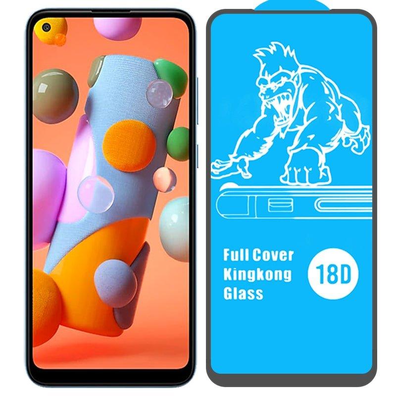 گلس ایربگ دار محافظ صفحه نمایش مناسب برای گوشی Samsung Galaxy A11 مدل King Kong از برند آرمور گلس