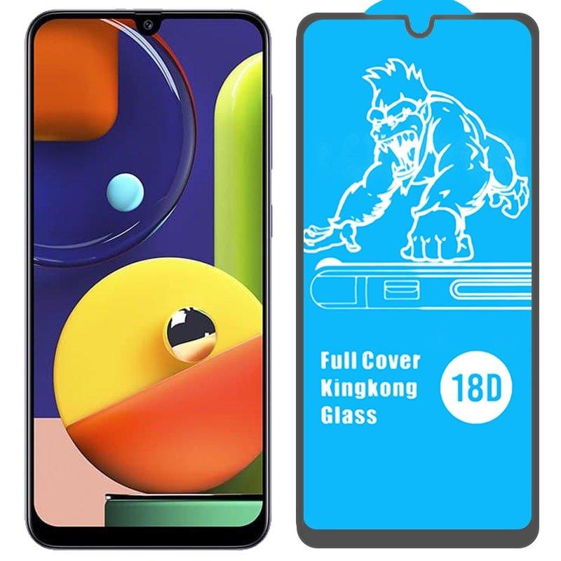 گلس ایربگ دار محافظ صفحه نمایش مناسب برای گوشی Samsung Galaxy A30S مدل King Kong از برند آرمور گلس