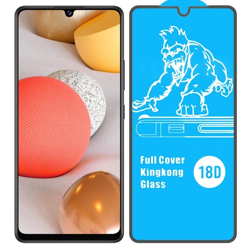 گلس ایربگ دار محافظ صفحه نمایش مناسب برای گوشی Samsung Galaxy A42 مدل King Kong از برند آرمور گلس