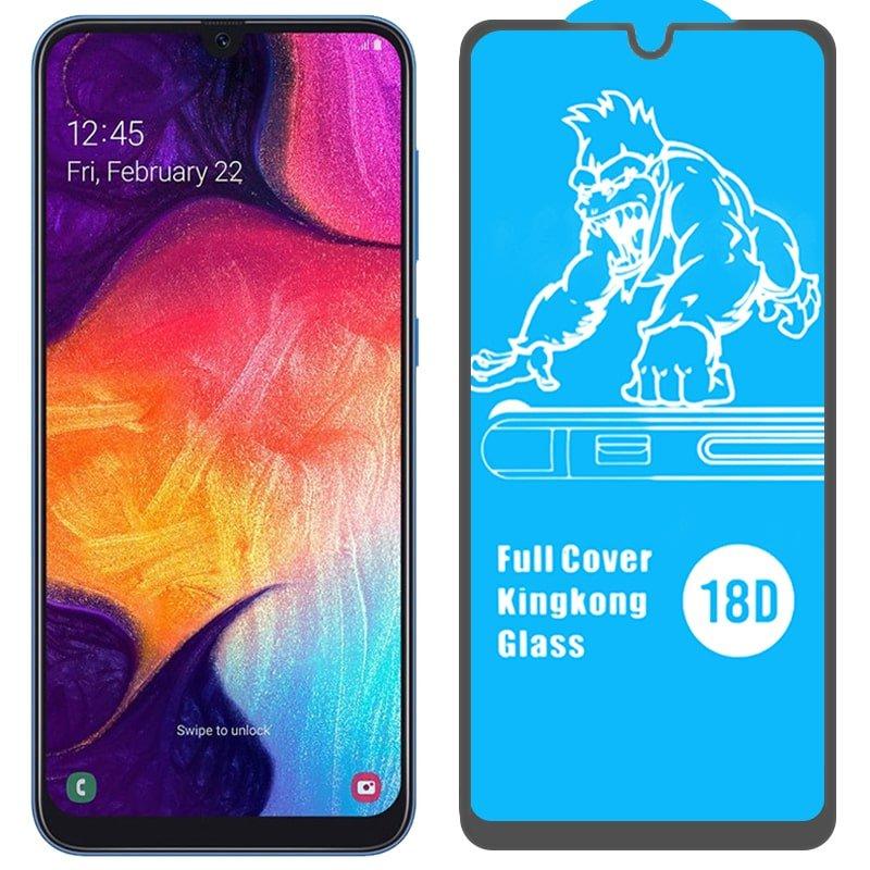 گلس ایربگ دار محافظ صفحه نمایش مناسب برای گوشی Samsung Galaxy A50 / A50S مدل King Kong از برند آرمور گلس