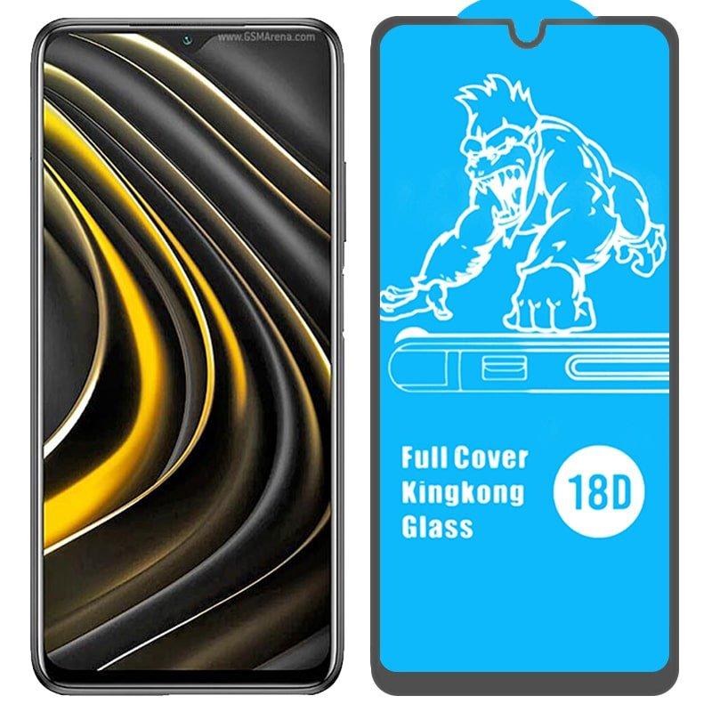 گلس ایربگ دار محافظ صفحه نمایش مناسب برای گوشی Xiaomi M3 مدل King Kong از برند آرمور گلس